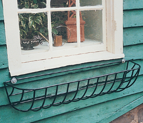 Euro Classic Hayrack Planter (Wire Basket only)