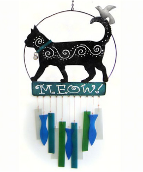 Kittie Wind Chime