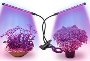 Dimmable Grow Light Clip-On