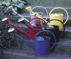 OVAL WATERING CAN - from Slovakia