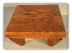 Wooden Display Table - Angled Legs