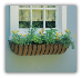 Hanging Flower Boxes & Accessories