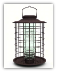 Caged Songbird Vintage Feeder
