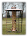 Coppertop Cages 6-Port Seed Feeder